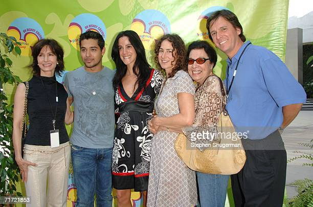 Executive Producer Marilyn Sadler actor Wilmer Valderrama actor Nika Futterman actor Kath Soucie actor Shelly Morrison and executive producer Rick...