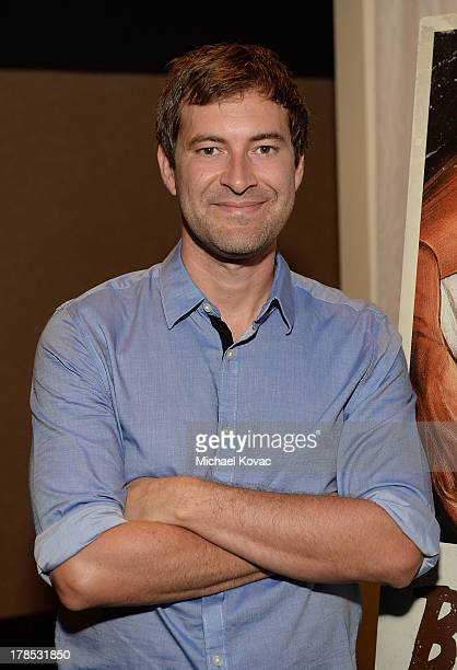 Executive producer Mark Duplass attends the Los Angeles Premiere of Bad Milo at ArcLight Cinemas on August 29 2013 in Hollywood California