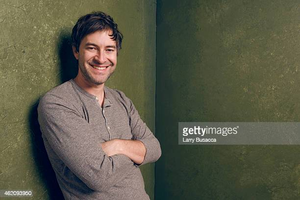 Executive producer Mark Duplass from Animals poses for a portrait at the Village at the Lift Presented by McDonald's McCafe during the 2015 Sundance...