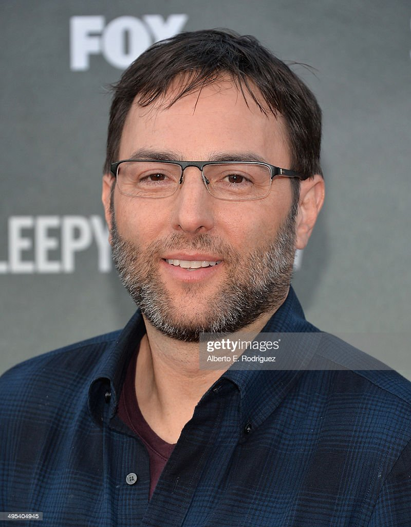 Executive producer Mark Goffman arrives to a special screening of Fox's 'Sleepy Hollow' at Hollywood Forever on June 2, 2014 in Hollywood, California.