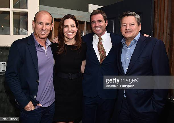 Executive producer Mark Gordon Evan Ryan Assistant Secretary of State for Educational and Cultural Affairs President of Film Independent Josh Welsh...
