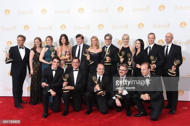 Executive producer Mark Johnson CoExecutive Producer Melissa Bernstein Producer Karen Moore actors Betsy Brandt Jesse Plemons Executive Producer...