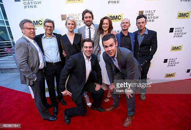 Executive Producer Mark Johnson Writer Jonathan Lisco actors Mackenzie Davis Lee Pace Kerry Bishe Toby Huss and Scoot McNairy Show Creators...