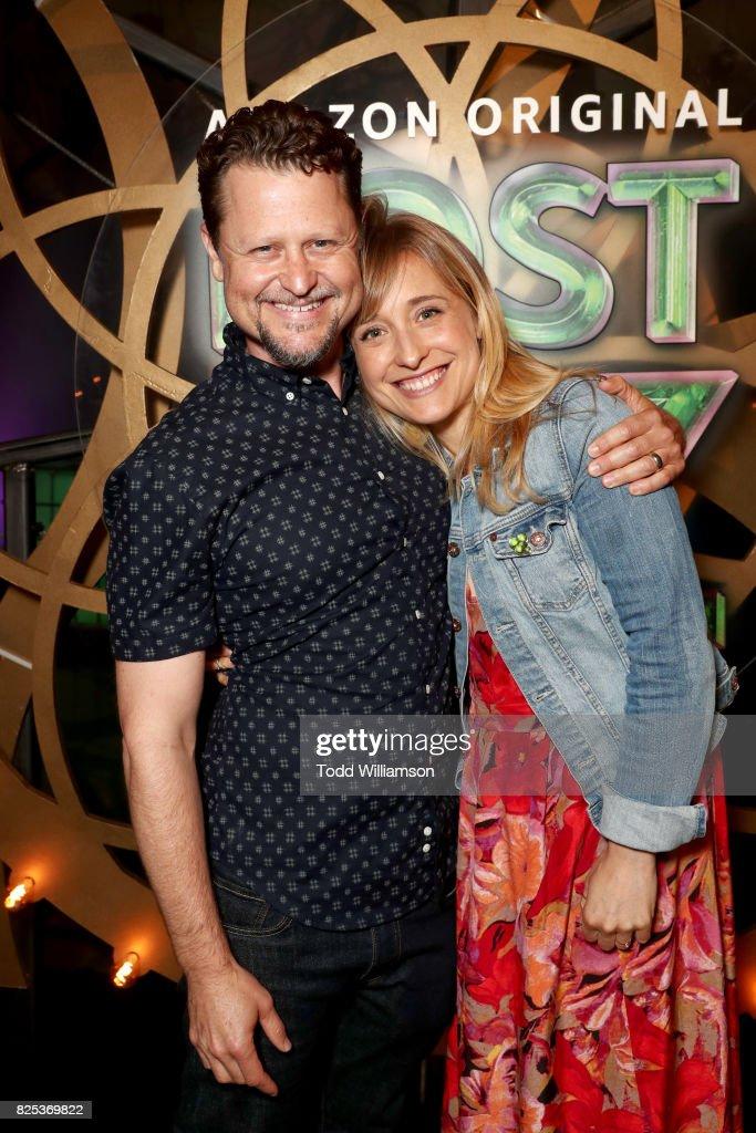 "Amazon Studios Hosts Premiere For ""Lost In Oz"" : News Photo"