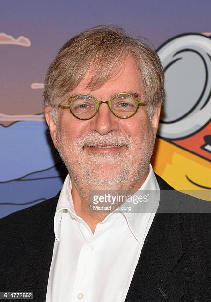 Executive Producer Matt Groening attends a celebration of the 600th Episode of 'The Simpsons' at YouTube Space LA on October 14 2016 in Los Angeles...