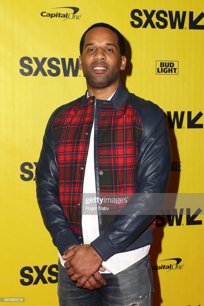 Executive Producer Maverick Carter attends the Starz panel for 'Warriors of Liberty City' which had its world premiere screening at The Vimeo Theater on March 12, 2018 in Austin, Texas.
