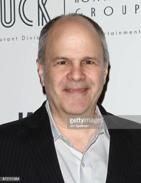 Executive producer Michael Kantor attends the James Beard America's First Foodie NYC premiere at iPic Fulton Market on April 23 2017 in New York City