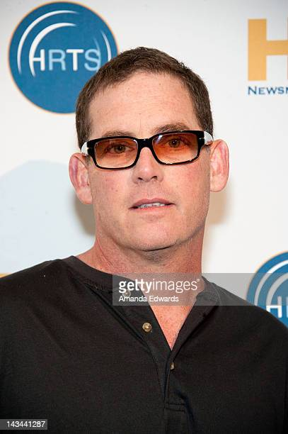 Executive Producer Mike Fleiss arrives at The Hollywood Radio Television Society Presents The Unscripted Hitmakers luncheon at The Beverly Hilton...