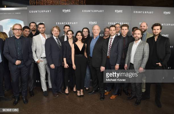 Executive producer Morten Tyldum actors Mido Hamada Junes Zahdi Bjorn Johnson Harry Lloyd Sara Serraiocco Nazanin Boniadi executive producer Amy Berg...