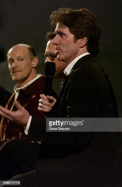 Executive producer Neil Meron screenwriter Bill Condon and director / choreographer Rob Marshall