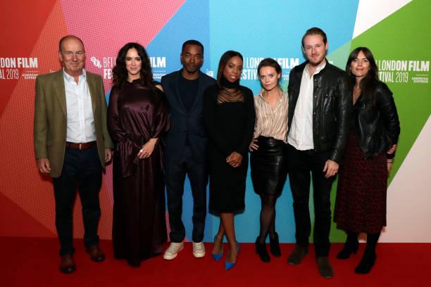 "GBR: ""REAL"" UK Premiere - 63rd BFI London Film Festival"