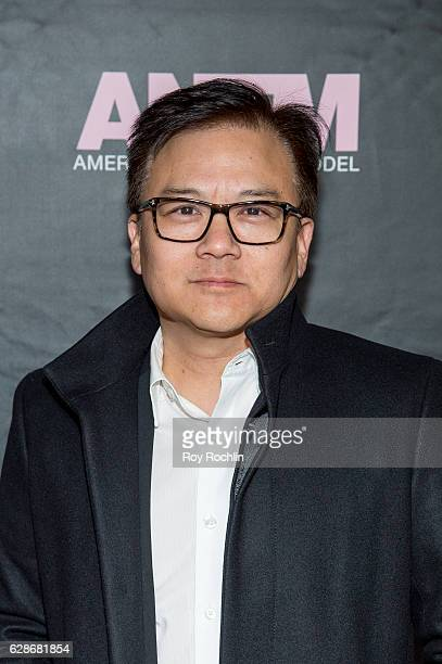 Executive Producer of ANTM Ken Mok attends VH1's 'America's Next Top Model' Premiere at Vandal on December 8 2016 in New York City