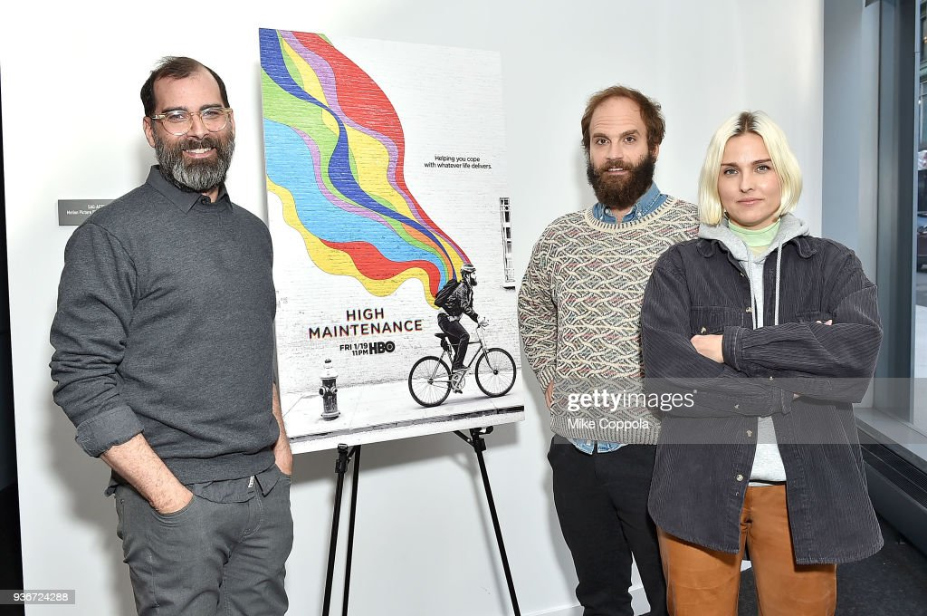 "SAG-AFTRA Foundation Conversations: ""High Maintenance"""