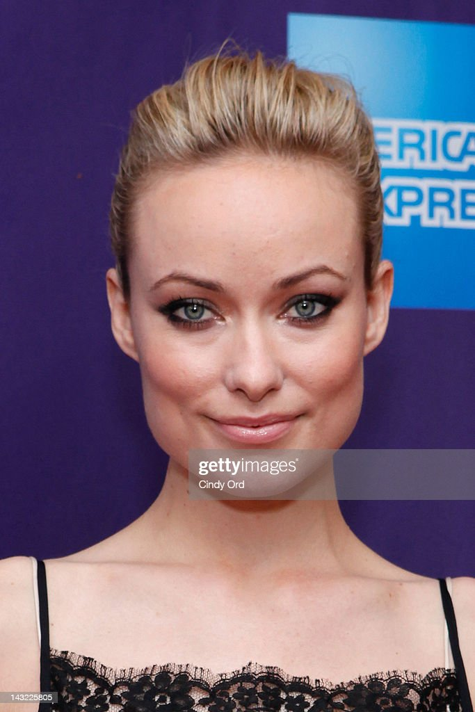 Executive Producer Olivia Wilde attends 'Help Wanted' Shorts Program during the 2012 Tribeca Film Festival at the AMC Lowes Village on April 21, 2012 in New York City.