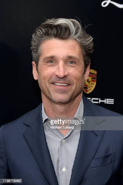 "Executive Producer Patrick Dempsey attends the Los Angeles premiere of ""Hurley"" presented by The Orchard at Petersen Automotive Museum on March 18,..."