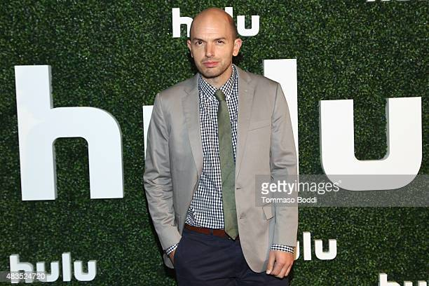 Executive Producer Paul Scheer attends the Hulu 2015 Summer TCA Presentation at The Beverly Hilton Hotel on August 9 2015 in Beverly Hills California