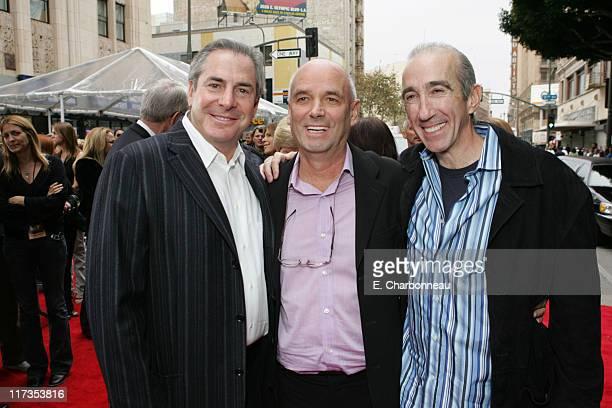 Executive Producer Roger Birnbaum Director Martin Campbell and Executive Producer Gary Barber