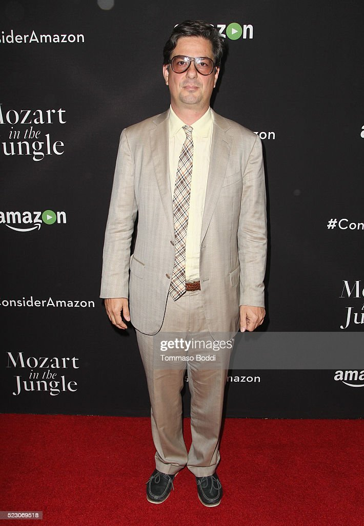 """""""Mozart In The Jungle"""" Emmy FYC Screening Event At The Roosevelt Hotel In Hollywood"""