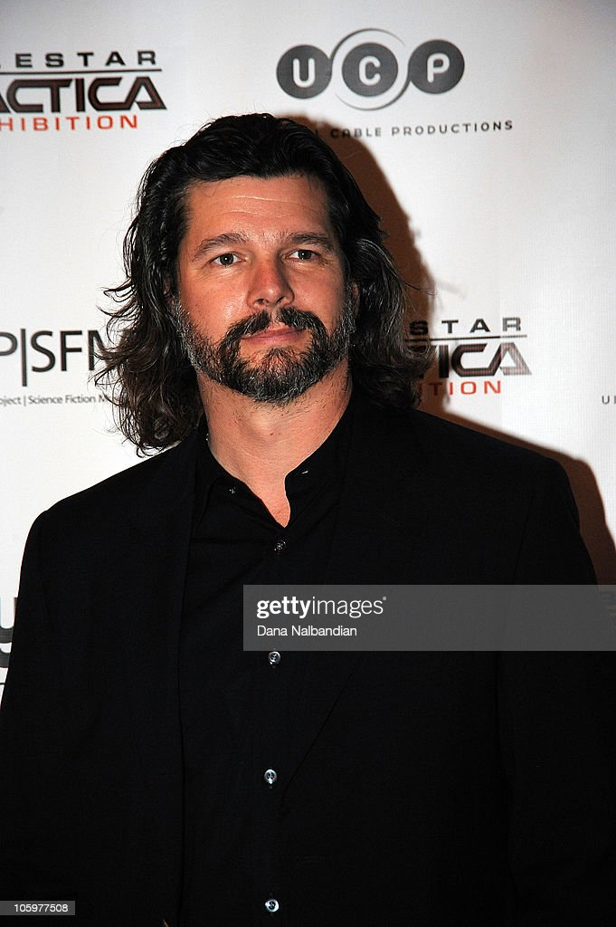 executive producer ronald d moore at experience music project on october 22 2010 in - Executive Producer Music