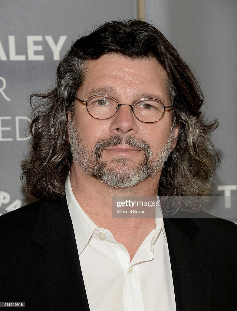 Executive producer Ronald D. Moore attends The Paley Center for Media presents The Artistry of 'Outlander' at The Paley Center for Media on June 6, 2016 in Beverly Hills, California.