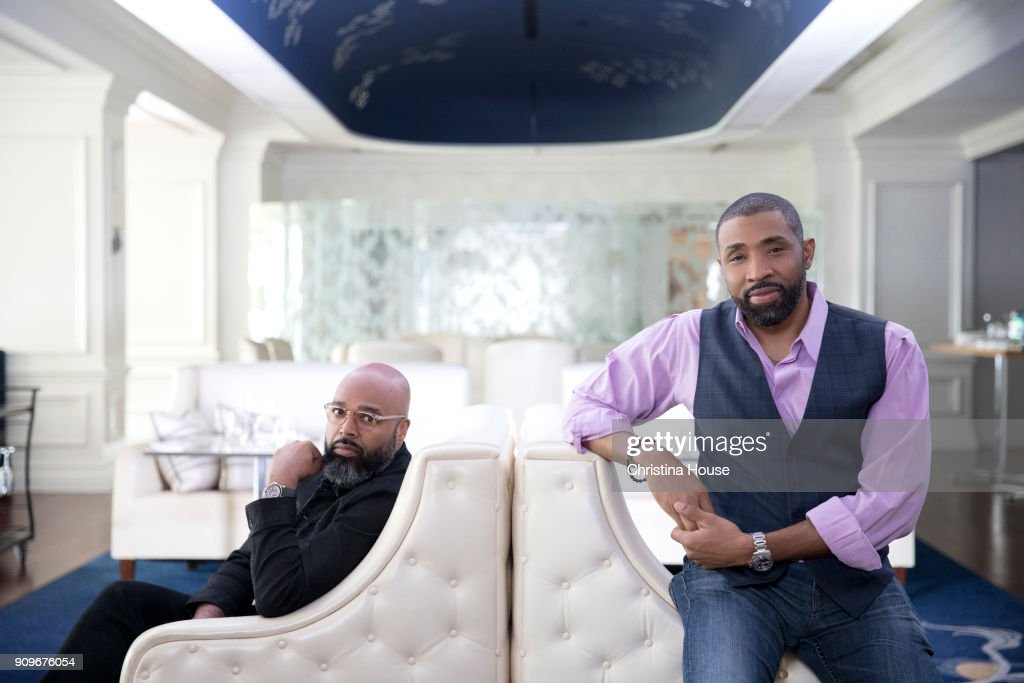Salim Akil and Cress Williams, Los Angeles Times, January 15, 2018