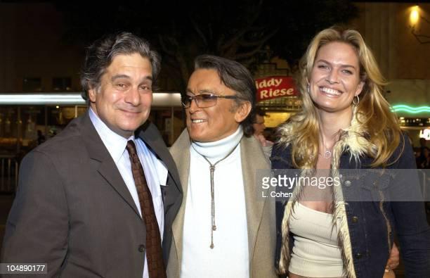 Executive producer Sean Daniel Robert Evans and LeslieAnn Woodward