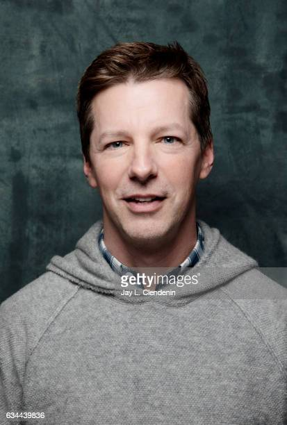 Executive Producer Sean Hayes from the television series 'History of Comedy' is photographed at the 2017 Sundance Film Festival for Los Angeles Times...