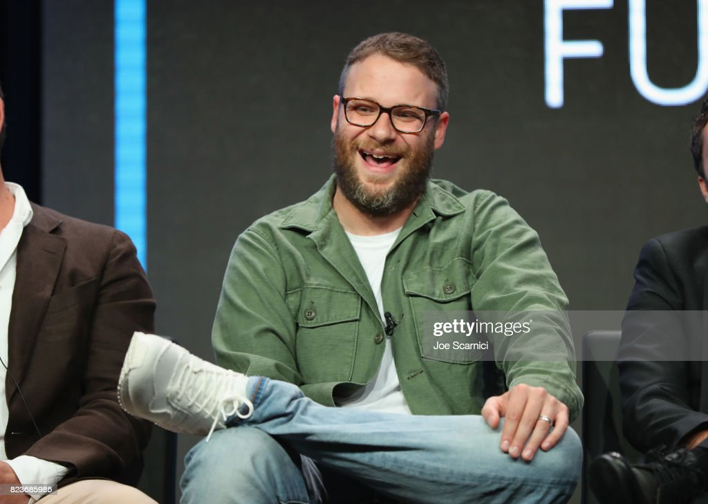 Executive producer Seth Rogen speaks onstage during Summer TCA at The Beverly Hilton Hotel on July 27, 2017 in Beverly Hills, California.