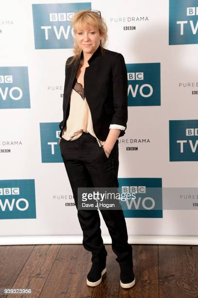 Executive producer Sonia Friedman attends a screening of King Lear at Soho Hotel on March 28 2018 in London England
