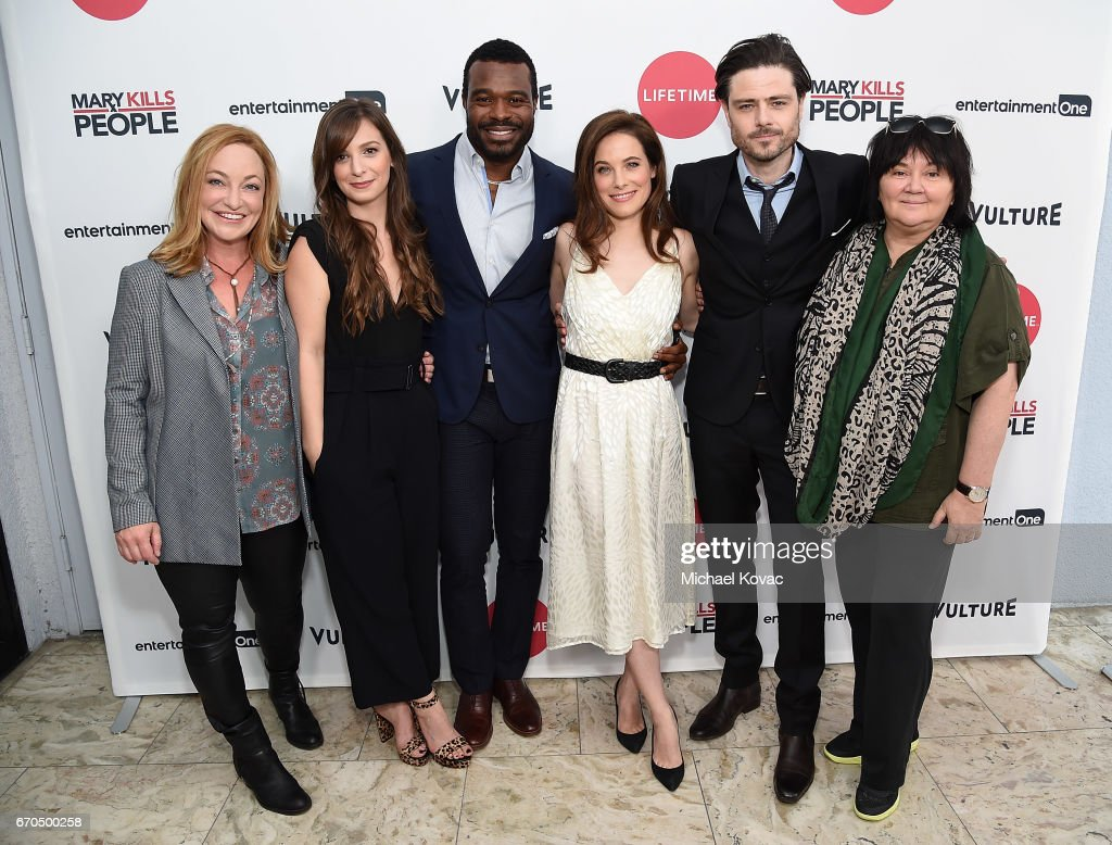 """Lifetime's """"Mary Kills People"""" Broad Focus Screening Event at The London West Hollywood"""