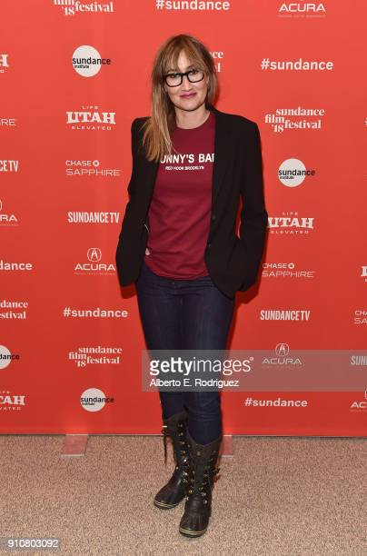 Executive producer Theodora Dunlap attends the premiere of 'Heart Beats Loud' during the Sundance Film Festival at The Eccles Center Theatre on...