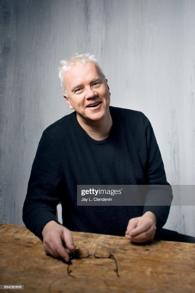 Executive Producer Tim Robbins, from the short 'Hot Winter, A Film By Dick Pierre,' is photographed at the 2017 Sundance Film Festival for Los Angeles Times on January 21, 2017 in Park City, Utah. PUBLISHED IMAGE.