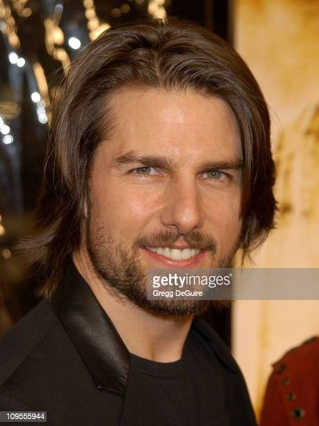 Executive producer Tom Cruise during 'Narc' World Premiere Los Angeles at Academy of Motion Picture Arts Sciences in Beverly Hills California United...