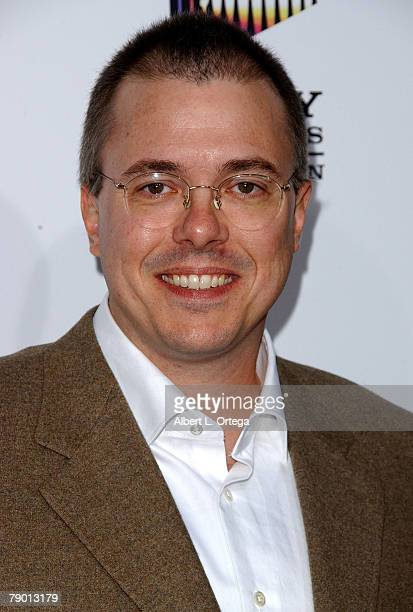 Executive Producer Vince Gilligan arrives at the Premiere Screening of AMC's new Sony Pictures' Television drama Breaking Bad held on January 15 2008...