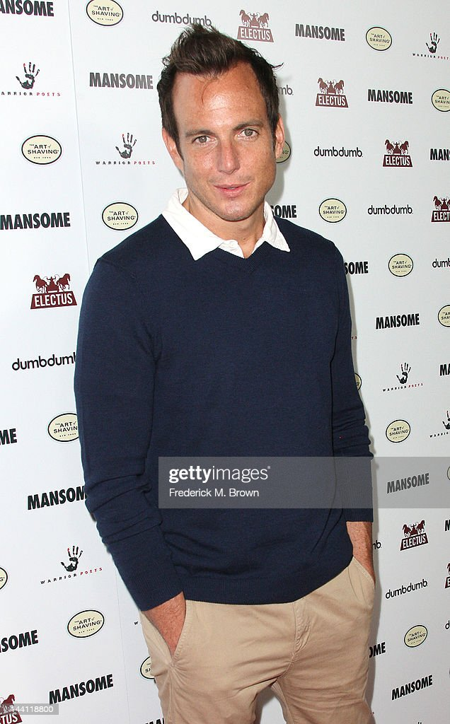 Executive producer Will Arnett attends the premiere of Morgan Spurlock's 'Mansome' at the ArcLight Cinemas on May 9, 2012 in Hollywood, California.
