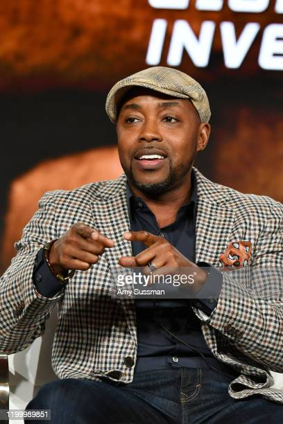 Executive producer Will Packer of Rob Riggle Global Investigation speaks during the Discovery Channel segment of the 2020 Winter TCA Press Tour at at...