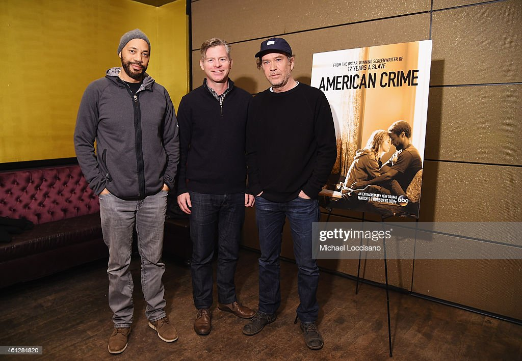 "Entertainment Weekly And ABC Host A Special Screening And Q&A Of ABC's New Drama ""American Crime"""