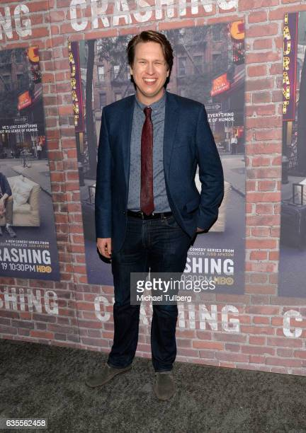 Executive Producer/Actor Pete Holmes attends the premiere of HBO's Crashing at Avalon on February 15 2017 in Hollywood California