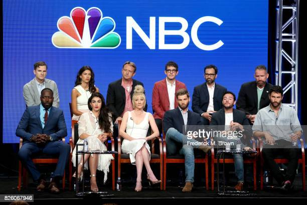 Executive producer/coshowrunner Chris Ord actor Sofia Pernas executive producer/coshowrunner/creator Dean Georgaris actor Tate Ellington executive...