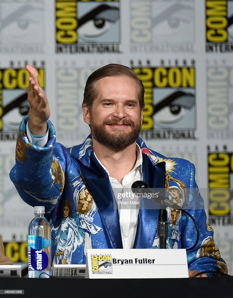 "Comic-Con International 2015 - ""Hannibal"" Savor The Hunt Panel"