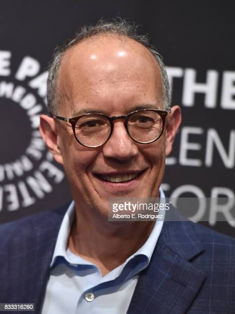 Executive producer/creator David Crane attends the 2017 PaleyLive LA Summer Season Premiere Screening And Conversation For Showtime's Episodes at The...
