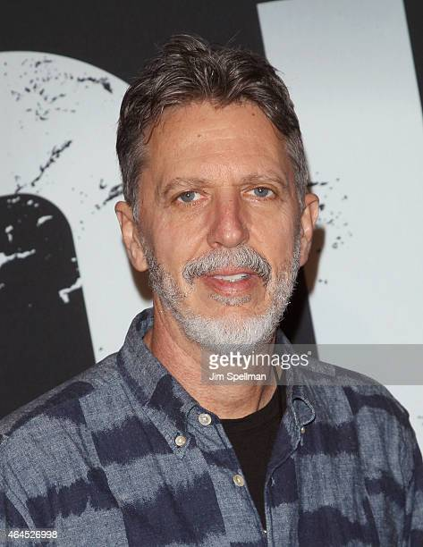 Executive Producer/creator Tim Kring attends the Dig Escape The Room event at 22 Little West 12th on February 26 2015 in New York City