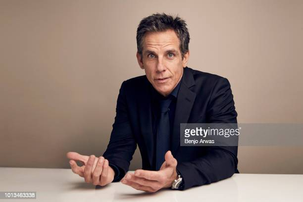 Executive Producer/Director Ben Stiller of Showtime's 'Escape at Dannemora' poses for a portrait during the 2018 Summer Television Critics...