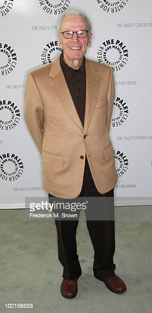 Executive producer/director Gene Reynolds attends the PaleyFest Rewind 2010 Presents Room 222 A Look Back at Walt Whitman High at The Paley Center...