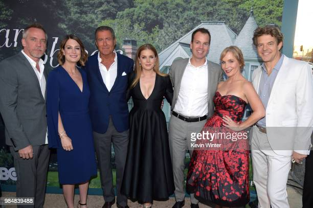 Executive Producer/Director JeanMarc Vallee Executive Producer/Author Gillian Flynn HBO Chairman and CEO Richard Plepler Amy Adams President of HBO...