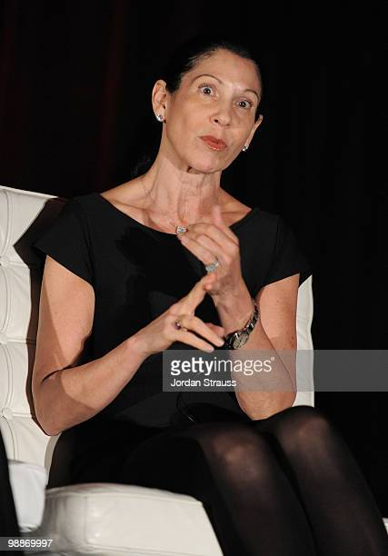 Executive Producer/Director of Ghost Whisperer Kim Moses speaks during the Variety Entertainment and Technology Summit held at Lowes Santa Monica...