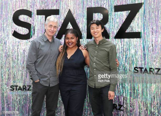 Executive Producer/Director Steve James Jada Buford and Director Bing Liu attend Starz FYC 2019 — Where Creativity Culture and Conversations Collide...