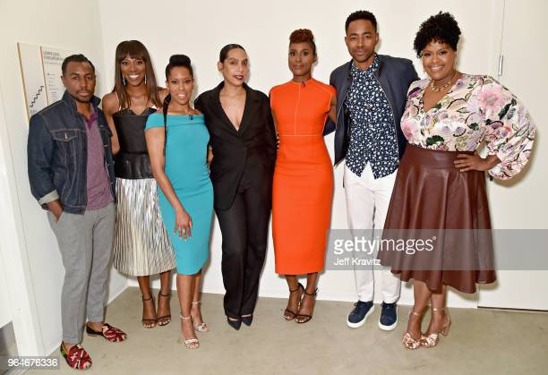 Executive Producer/Director/Writer Prentice Penny Actors Yvonne Orji and Regina King Executive Producer/Director Melina Matsoukas CoCreator/Executive...