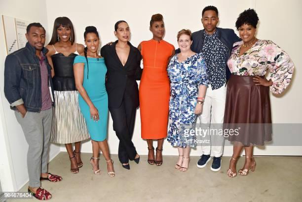Executive Producer/Director/Writer Prentice Penny Actors Yvonne Orji and Regina King Executive Producer/Director Melina Matsoukas CoCreator/Executive...