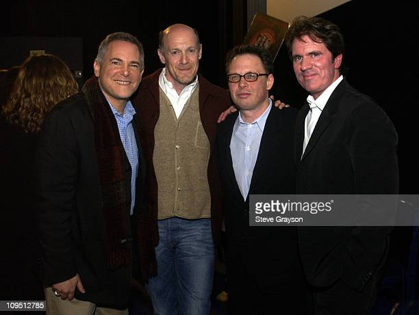 Executive producers Craig Zadan and Neil Meron screenwriter Bill Condon and director / choreographer Rob Marshall